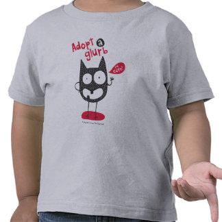 Adopt a Glurb Tee Shirts