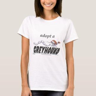 Adopt a Greyhound! T-Shirt