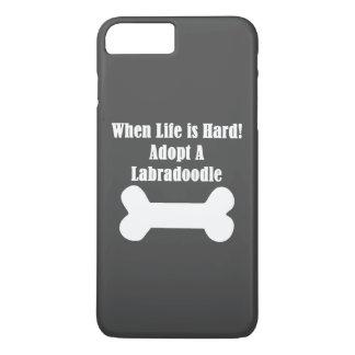 Adopt A Labradoodle iPhone 7 Plus Case