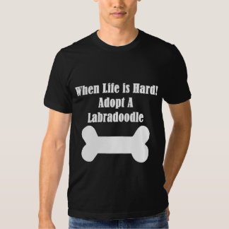 Adopt A Labradoodle T Shirt