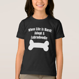 Adopt A Labradoodle Tee Shirt