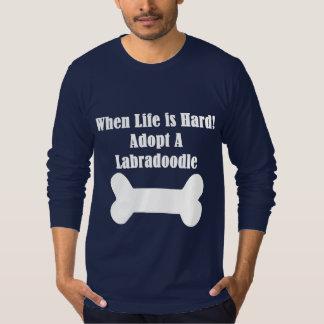 Adopt A Labradoodle Tee Shirts
