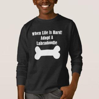 Adopt A Labradoodle Tshirts