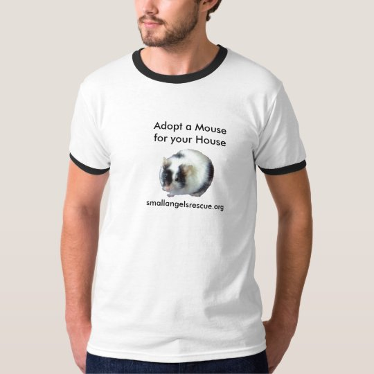 Adopt a Mouse for your House T-Shirt