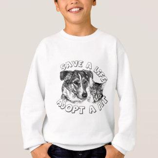 Adopt a Pet Sweatshirt