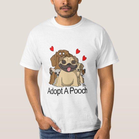 Adopt A Pooch T-Shirt
