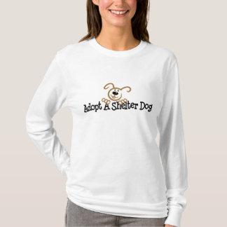 Adopt A Shelter Dog T-Shirt