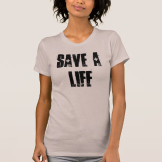 ADOPT A SHELTER PET RESCUE AWARENESS T-Shirt