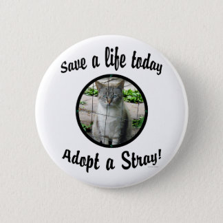 Adopt A Stray Button