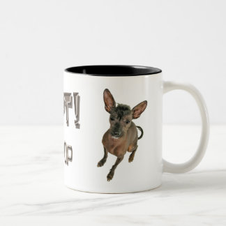 adopt - don't shop mug