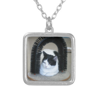 ADOPT Hudson Silver Plated Necklace