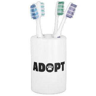 Adopt Rescue Dog Bath Set