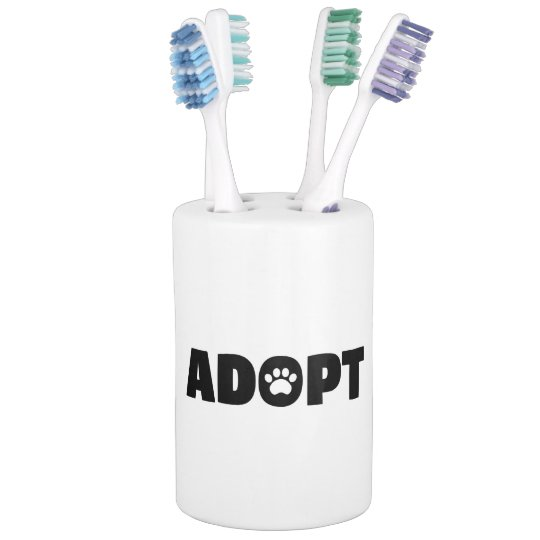 Adopt Rescue Dog Bath Set