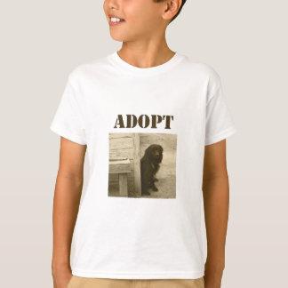 Adopt stray dog T-Shirt