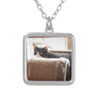 ADOPT Zoey Silver Plated Necklace