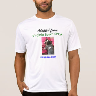 Adopted from VBSPCA T-Shirt