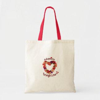Adoption Brings Love Bag