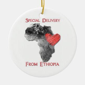 Adoption Christmas Ornament