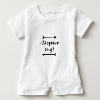 Adoption Day! Foster/adopt Design Baby Romper