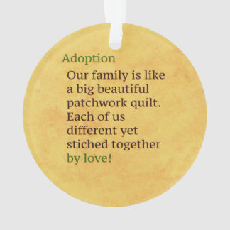Adoption is a Patchwork