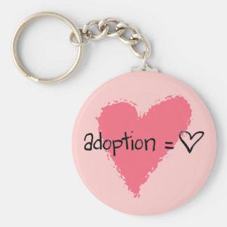 Adoption keychain