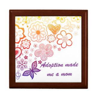 Adoption Made Me a Mom Gift Box