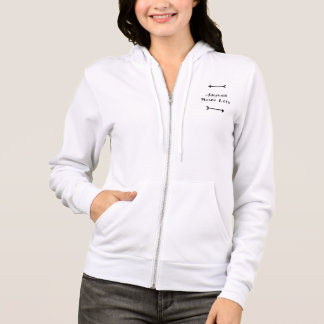 Adoption Means Love - Foster - Adopt Hoodie