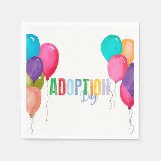 Adoption Party Collection Disposable Napkin