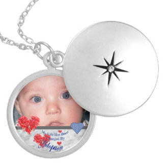 Adoption Photo Locket