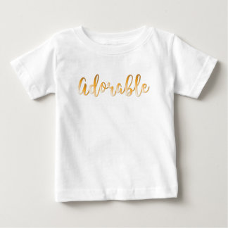 adorable-01 baby T-Shirt