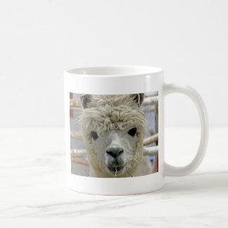 Adorable Alpaca Coffee Mug