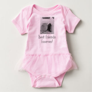 Adorable and unique baby romper