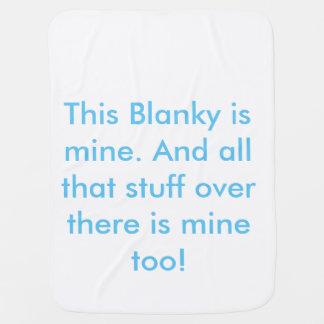Adorable Baby Blanket