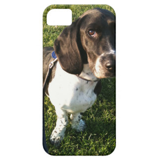 Adorable Basset Hound Snoopy Case For The iPhone 5