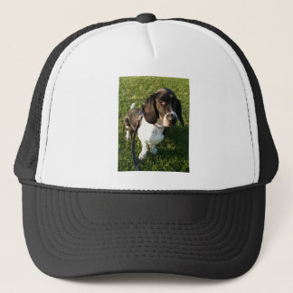 Adorable Basset Hound Snoopy Trucker Hat