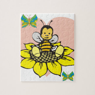 Adorable Bee Puzzle