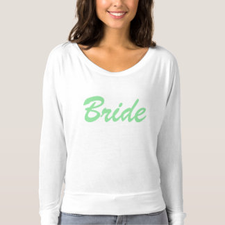Adorable Bride Shirt