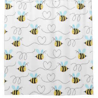 Adorable Bumble Bee Pattern