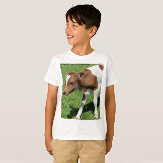 Adorable calf shirt
