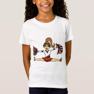 Adorable Cheerleading T-shirt