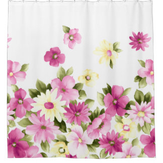 Adorable Colorful Girly Blooming Flowers
