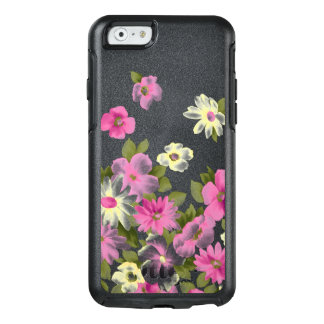 Adorable Colorful Girly Blooming Flowers OtterBox iPhone 6/6s Case