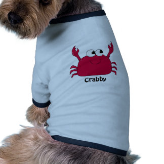 Adorable Crabby Pet Tee