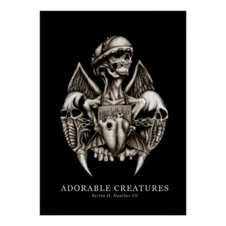 Adorable Creatures II-III Poster