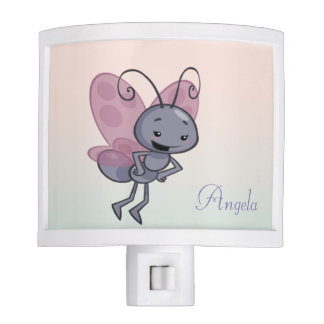 Adorable Cute  Cartoon Baby Bee -Personalized Night Lites