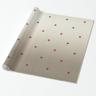 Adorable Cute ,Ladybugs,Luminous Wrapping Paper
