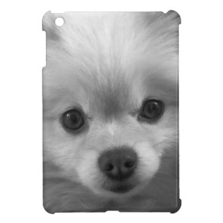 Adorable Cute Pomeranian Puppy Cover For The iPad Mini