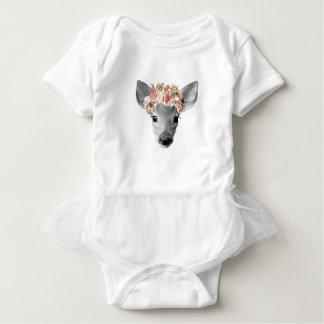 Adorable Deer Baby Bodysuit