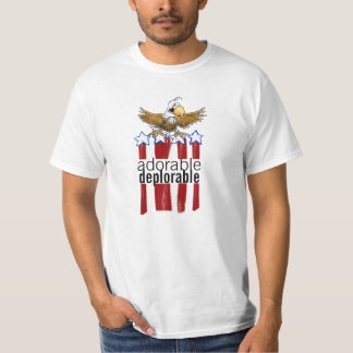 Adorable Deplorable for Trump T-Shirt
