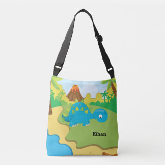 Adorable Dinosaur Crossbody Bag
